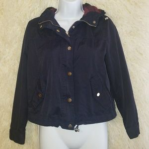 Forever 21 Navy Blue Jacket